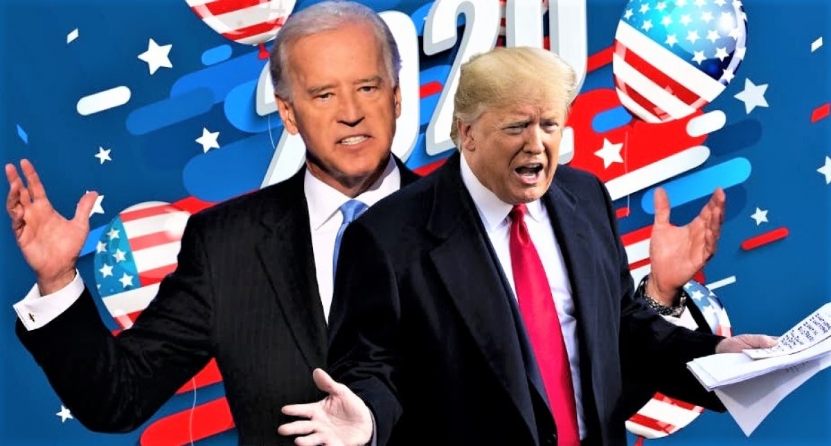 Cuộc đua chưa đến hồi kết giữa đương kim Tổng thống Trump và Cựu Phó Tổng thống Biden năm nay vẫn chứa nhiều ẩn số và khó dự đoán; Nguồn: dkoding.in
