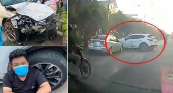 Ô tô tông liên hoàn rồi bỏ chạy khiến 1 người chết, nhiều người bị thương