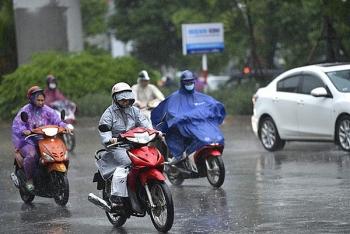 Thời tiết 13/10: Miền Bắc đón không khí lạnh, miền Trung giảm mưa