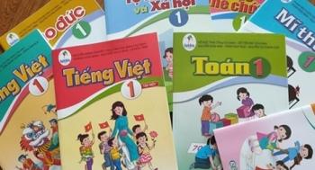 SGK Tiếng Việt lớp 1 có