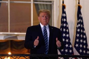 Những kịch bản khả thi về tình trạng bệnh Covid-19 của Tổng thống Trump