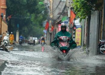 Thời tiết 14/10: Bão số 7 đổ bộ, Hà Nội lạnh và mưa