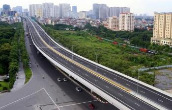 Hà Nội: Đường Phạm Văn Đồng