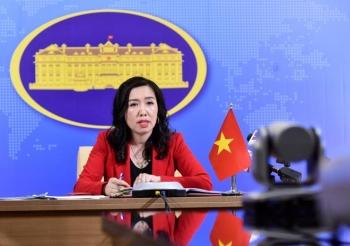 Phản đối doanh nghiệp Trung Quốc hoạt động phi pháp ở Trường Sa và Hoàng Sa