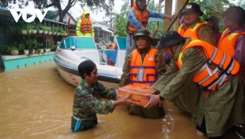 Thủ tướng quyết định xuất cấp 4.000 tấn gạo hỗ trợ nhân dân miền Trung