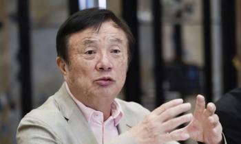 Ông chủ Huawei rớt hơn 100 bậc trong bảng xếp hạng tỷ phú
