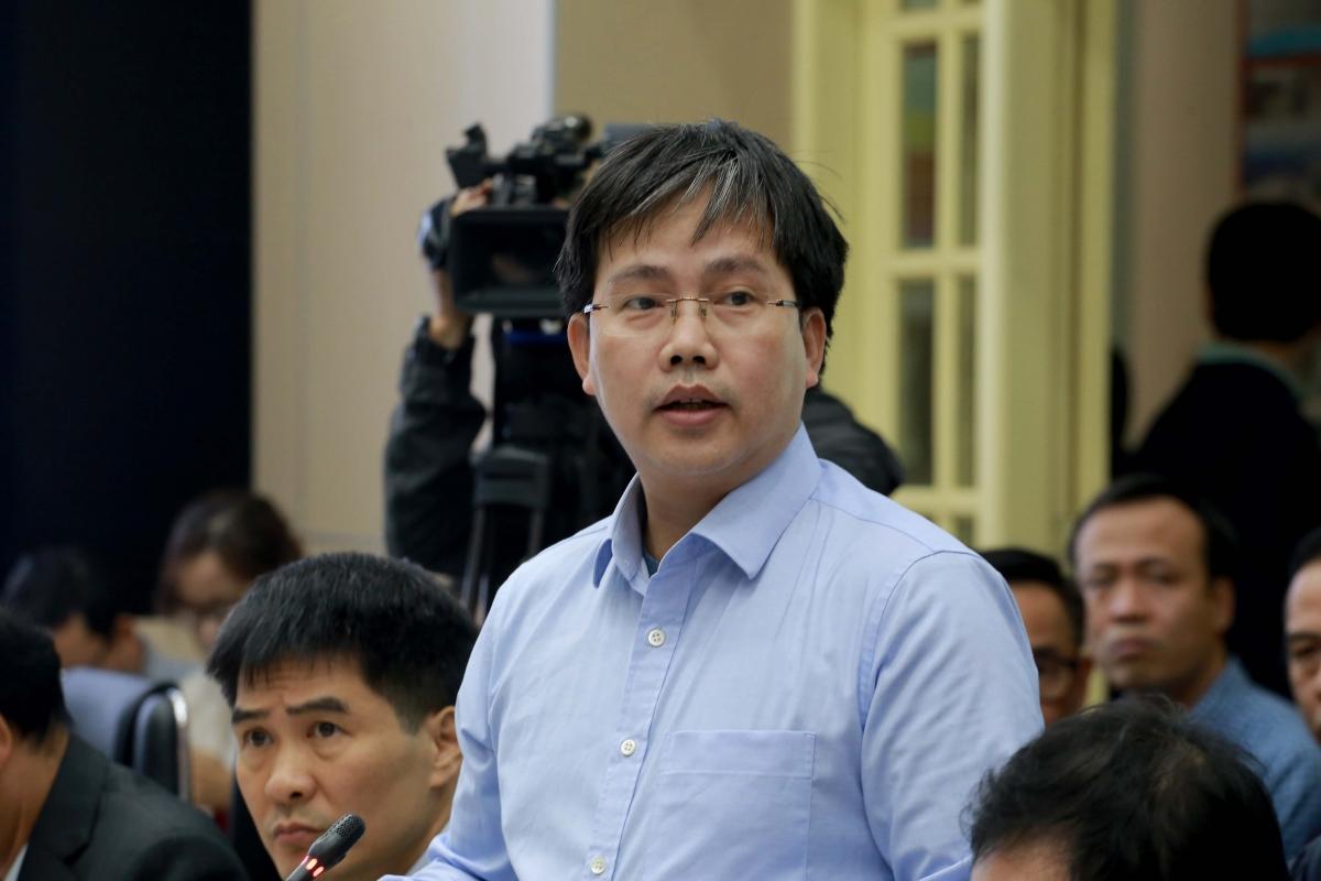 Ông Mai Văn Khiêm – Giám đốc Trung tâm Dự báo KTTV Quốc gia