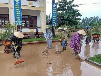 Những bệnh thường gặp trong vùng mưa lũ