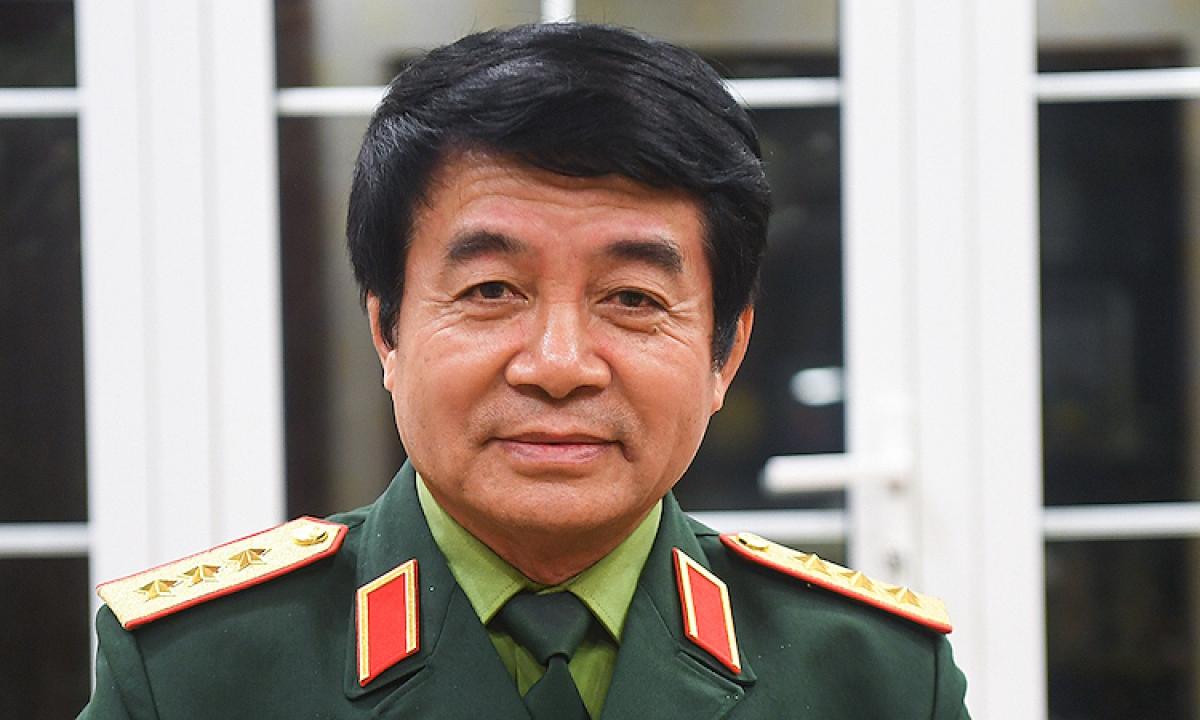 Thượng tướng Võ Văn Tuấn