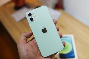 iPhone 12 đầu tiên về Việt Nam