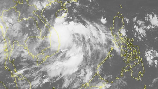 Biển Đông sắp đón bão lớn, tương tác với không khí lạnh