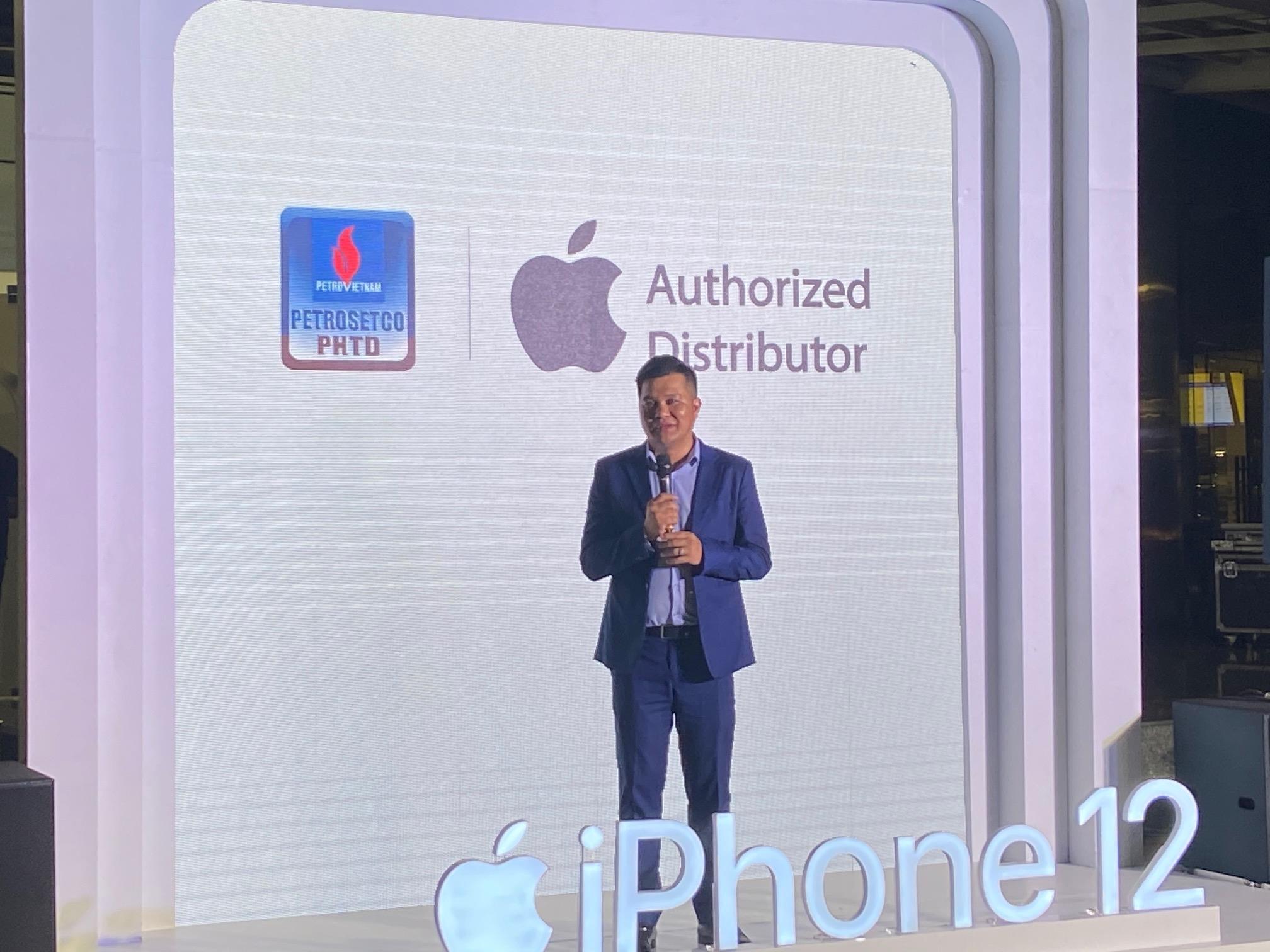 PETROSETCO: PHTD chính thức mở bán iPhone 12 series và công bố đại lý uỷ quyền chính thức của Apple tại Việt Nam
