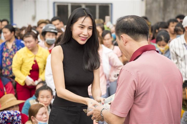 Một huyện ở Quảng Bình bắt đầu kiểm chứng hoạt động từ thiện của Thủy Tiên