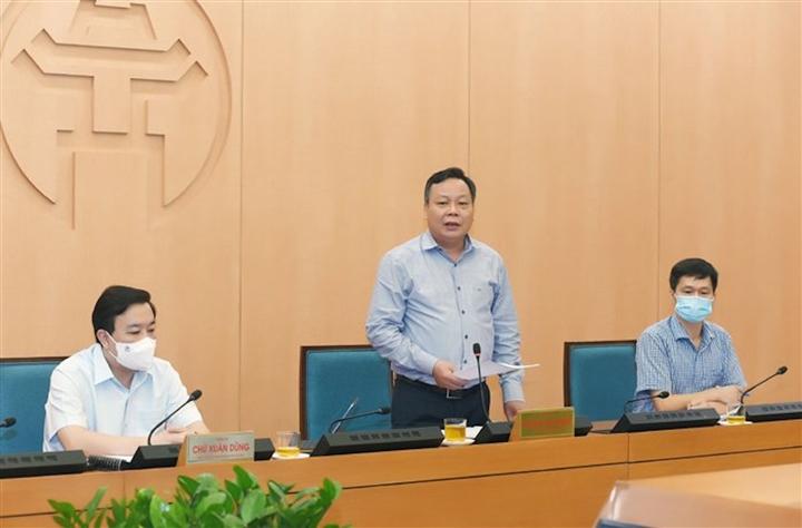Phó Bí thư Hà Nội: Nguy cơ lây lan dịch bệnh rất cao vì còn F0 trong cộng đồng