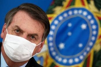 Tổng thống Brazil tự tin miễn dịch tốt, không chịu tiêm vaccine COVID-19
