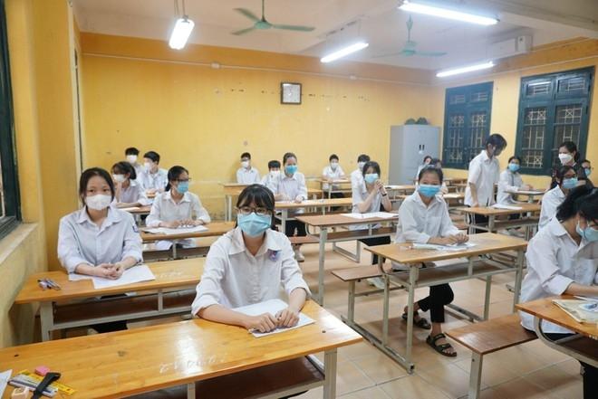 Bộ trưởng Nguyễn Kim Sơn đề nghị Hà Nội cho học sinh đi học