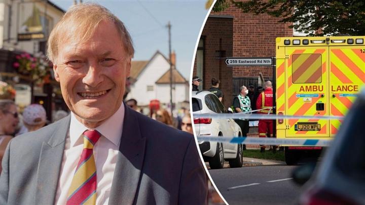 Cảnh sát Anh: Vụ đâm nghị sĩ Amess là tấn công khủng bố