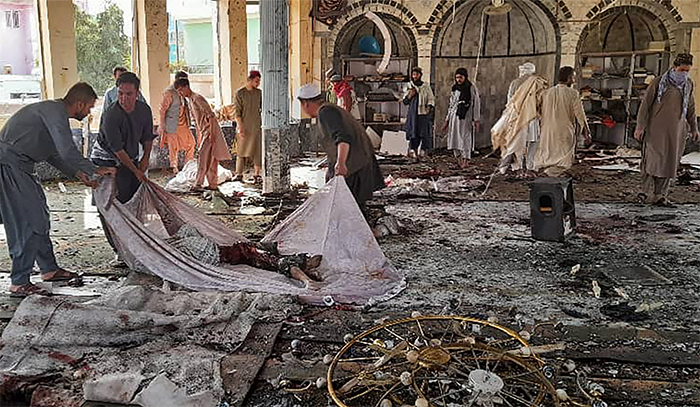 Afghanistan vẫn đang chìm trong bất ổn