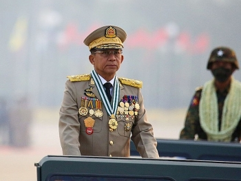 Thống tướng Myanmar không được dự Hội nghị thượng đỉnh ASEAN