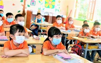 Đề xuất Hà Nội cho học sinh đi học trực tiếp