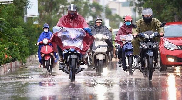 Miền Trung sắp hứng thêm đợt mưa lớn