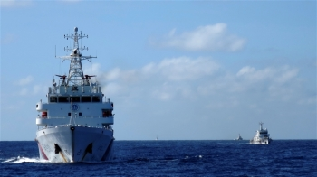 Philippines phản đối hành vi khiêu khích của Trung Quốc ở Biển Đông
