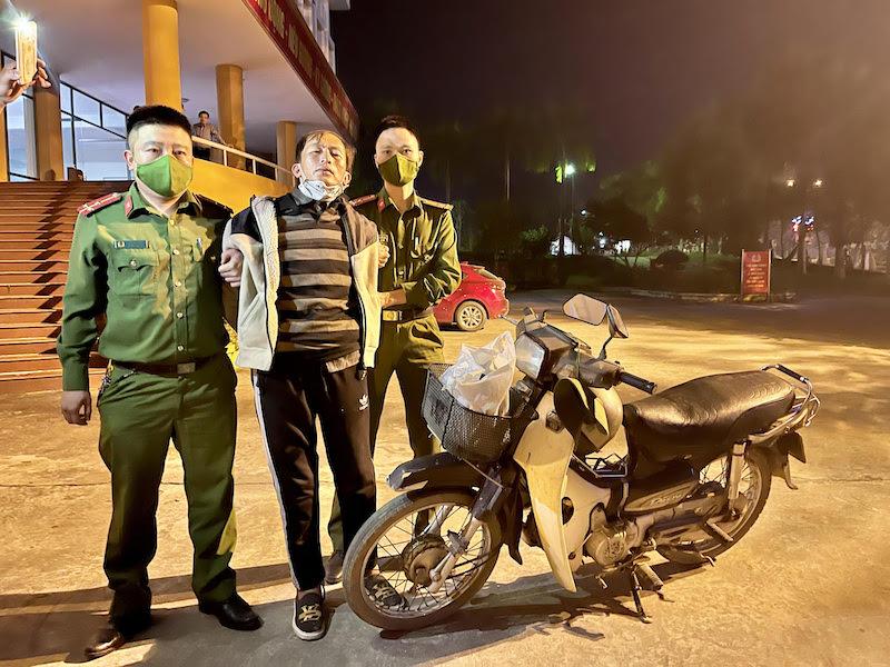 Đối tượng giết 3 người ở Bắc Giang đã bị bắt giữ như thế nào ?