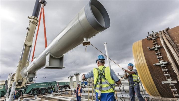 Cửa ải cuối cùng đưa đường ống đắt giá Dòng chảy phương Bắc 2 vào hoạt động