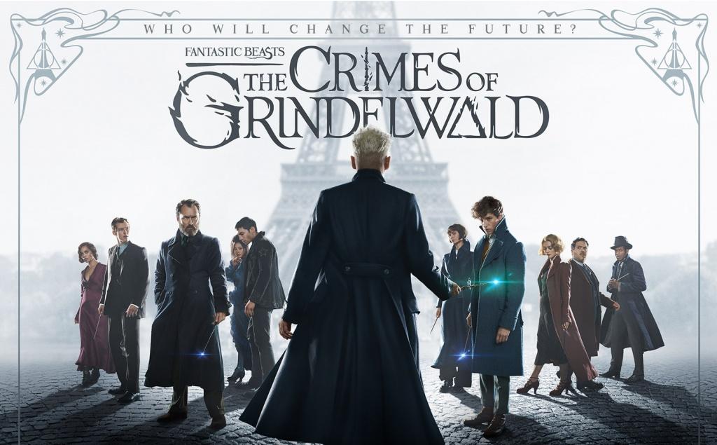 "Tiền truyện ""Harry Potter"" thu 253 triệu USD toàn cầu"