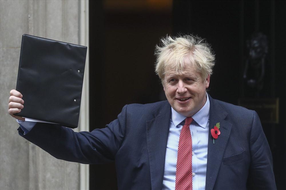 canh bac cua thu tuong boris johnson de giai quyet khung hoang brexit