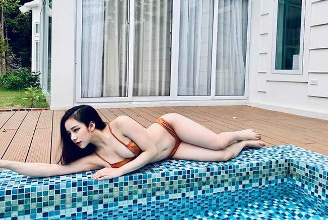 my nu viet tao dang ky cuc khi chup bikini nguoi khen sexy ke che phan cam