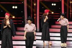 Hồ Ngọc Hà, Quang Linh phấn khích quên làm giám khảo vì