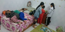 Chủ khách sạn, nhà nghỉ ở Bình Định cho dân ở miễn phí để tránh bão số 6