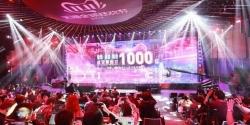 Alibaba xô đổ kỷ lục bán hàng Ngày độc thân 11/11