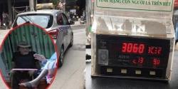 duoi viec tai xe taxi chat chem khach tay 3 trieu dong cho quang duong 17km