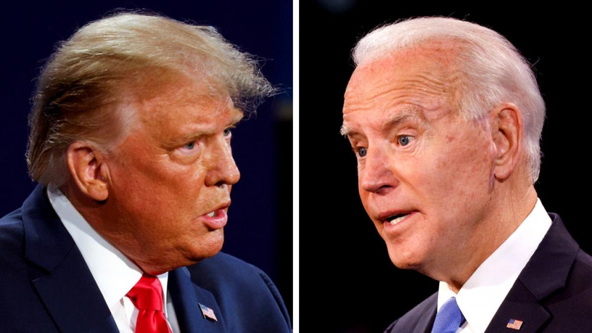 Ai đắc cử Tổng thống Mỹ sẽ có lợi cho châu Âu? (Ảnh: BBC)