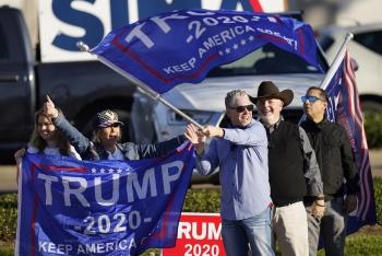 Trực tiếp bầu cử Mỹ 2020: Trump có chiến thắng đầu tiên ở bang Indiana