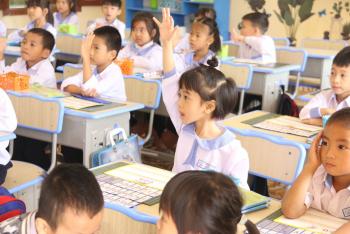 Chương trình lớp 1 mới: Giáo viên nói gì?