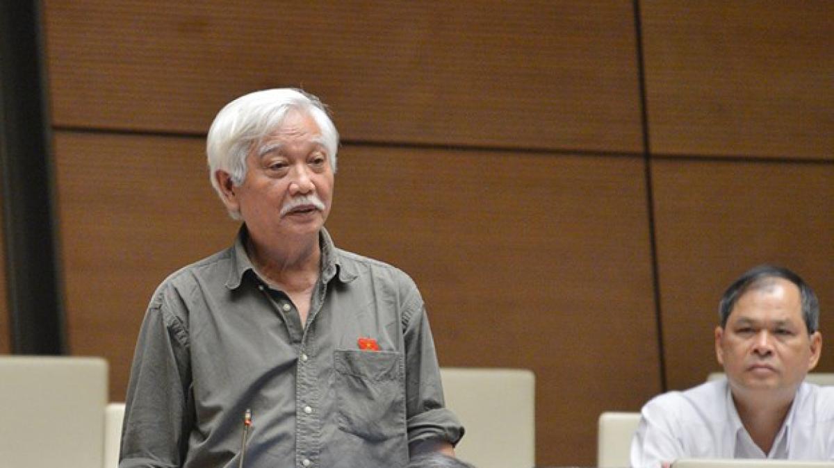 Đại biểu Quốc hội Dương Trung Quốc.