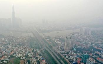 Vì sao chất lượng không khí TP.HCM chạm ngưỡng xấu?