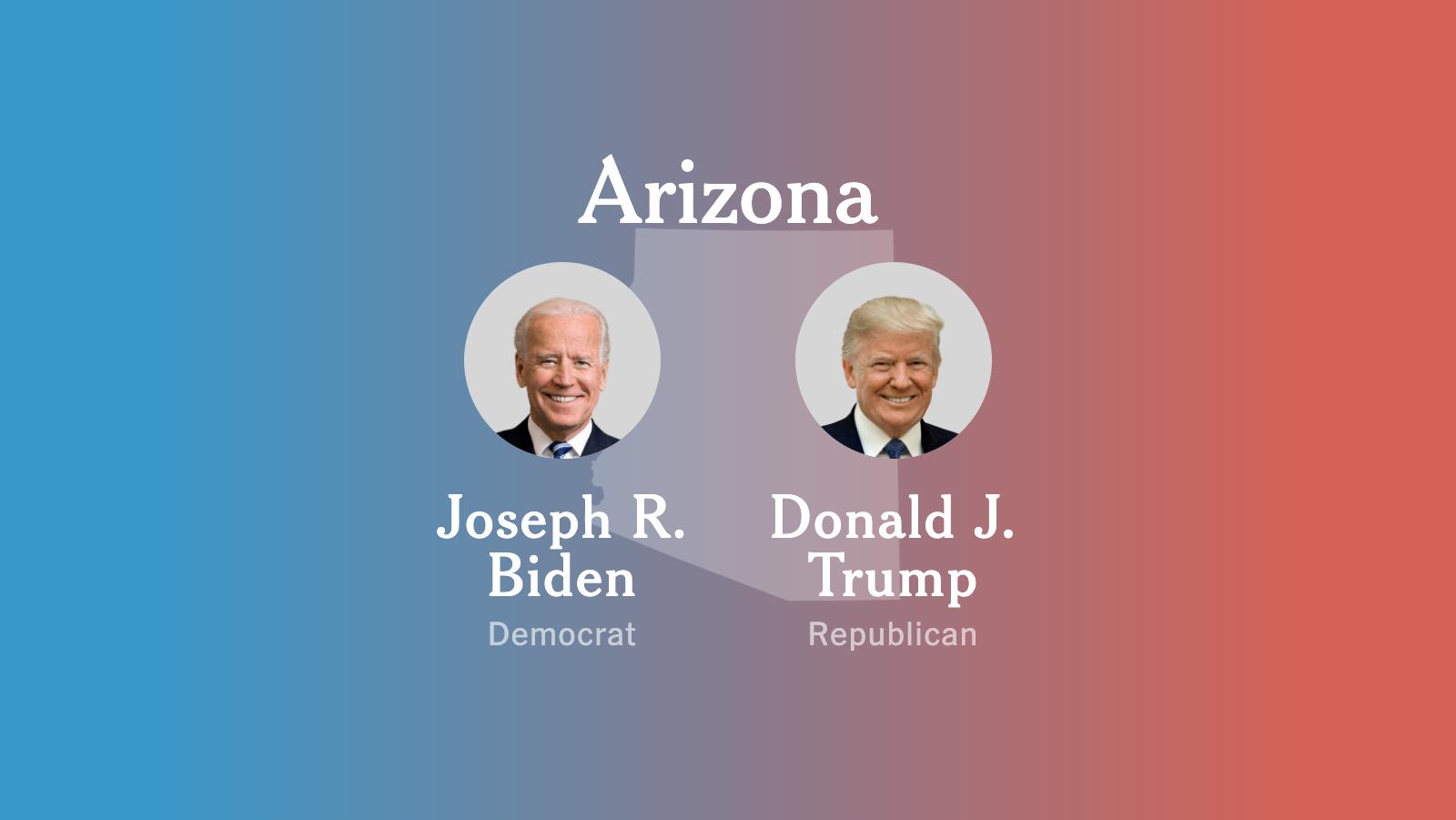Số phiếu ủng hộ ông Trump tại bang Arizona tăng, liệu có khả năng 'lội ngược dòng'? - Ảnh 1
