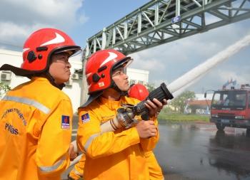 PV GAS sẵn sàng phòng chống lụt, bão, thiên tai và tìm kiếm cứu nạn