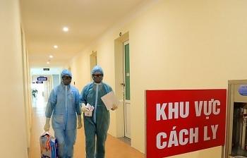 Một người về từ Angola nhiễm nCoV
