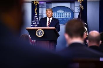 Cập nhật bầu cử Mỹ: Biden dẫn trước ở 4 bang quan trọng, Trump tuyên bố không từ bỏ