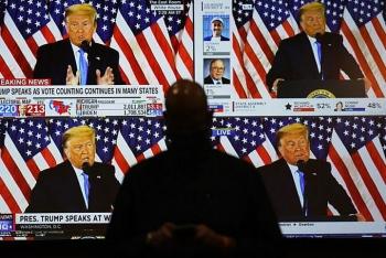 Cuộc chiến pháp lý hậu bầu cử Tổng thống Mỹ liệu có bùng nổ?