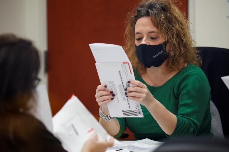 Tiểu bang Georiga kiểm phiếu lại: Luật kiểm phiếu lại tại các bang chiến địa ra sao? - Ảnh 2