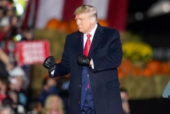 Bầu cử Mỹ: Chiến dịch của ông Trump tiếp tục thúc đẩy các vụ kiện