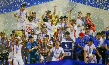 CLB Viettel: Nhà vô địch đặc biệt nhất lịch sử V-League