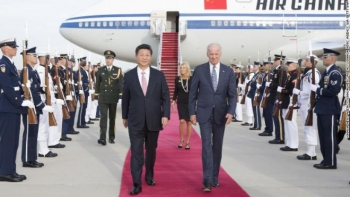 Biden với Trung Quốc trong quá khứ