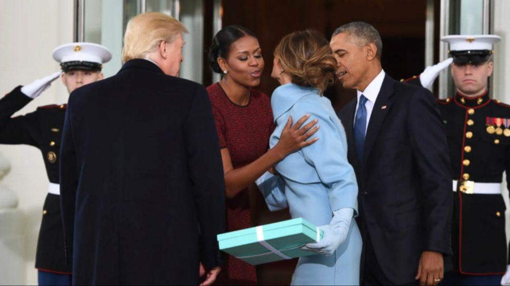 Cựu Đệ nhất phu nhân Michelle Obama đã chuyền giao quyền lực cho người kế nhiệm thế nào? - Ảnh 2